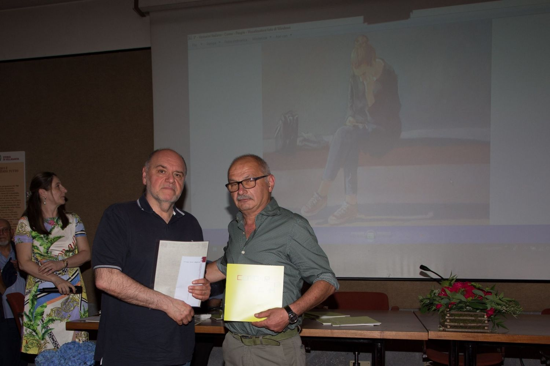 Magni premia Stefano Venturini (3° premio ex aequo)