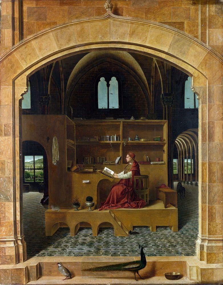 Studio di San Girolamo