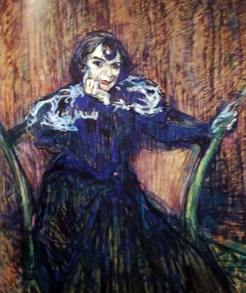 Berthe Bady - 1897