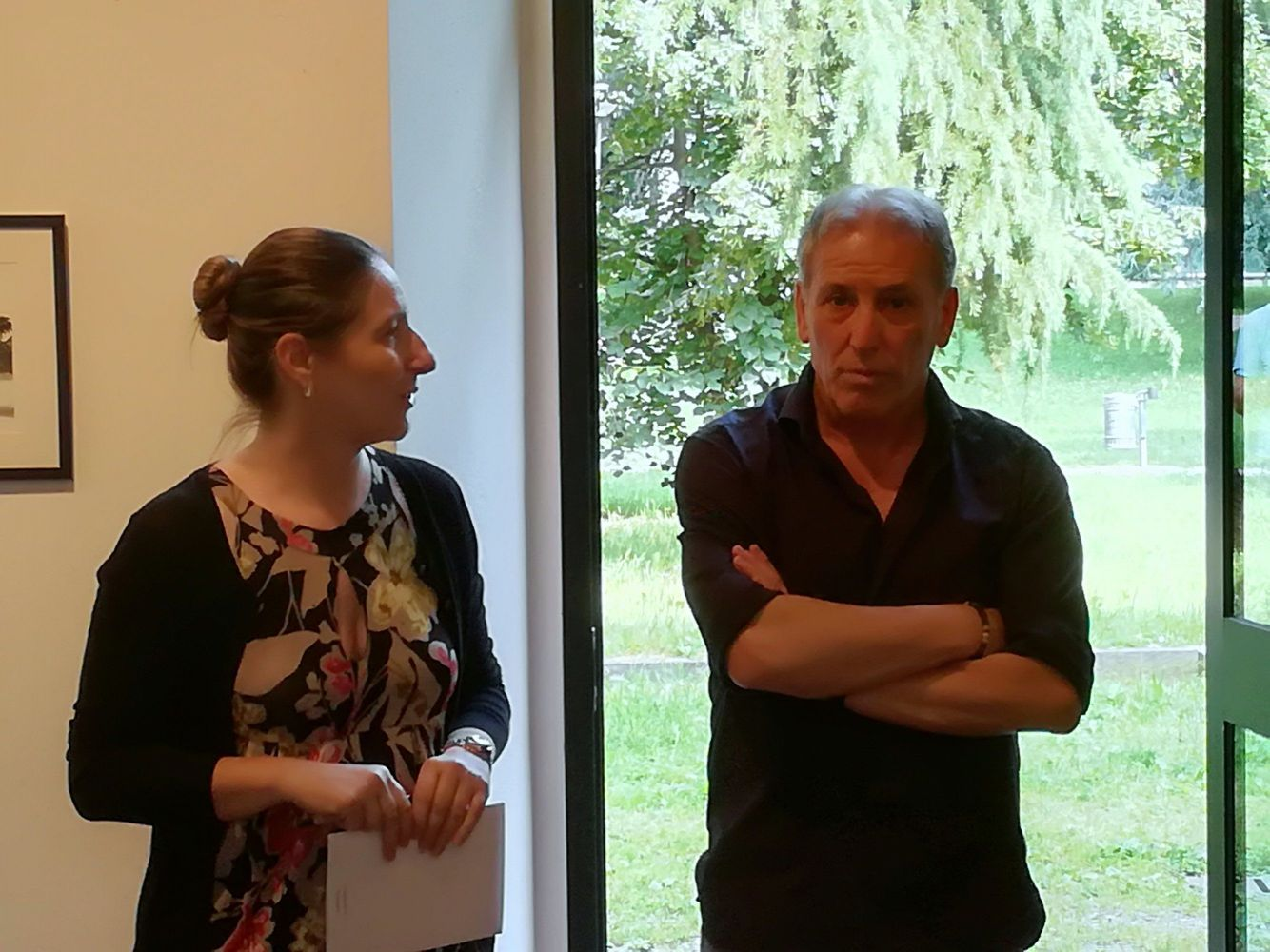 Claudia Sala e Franco Felice