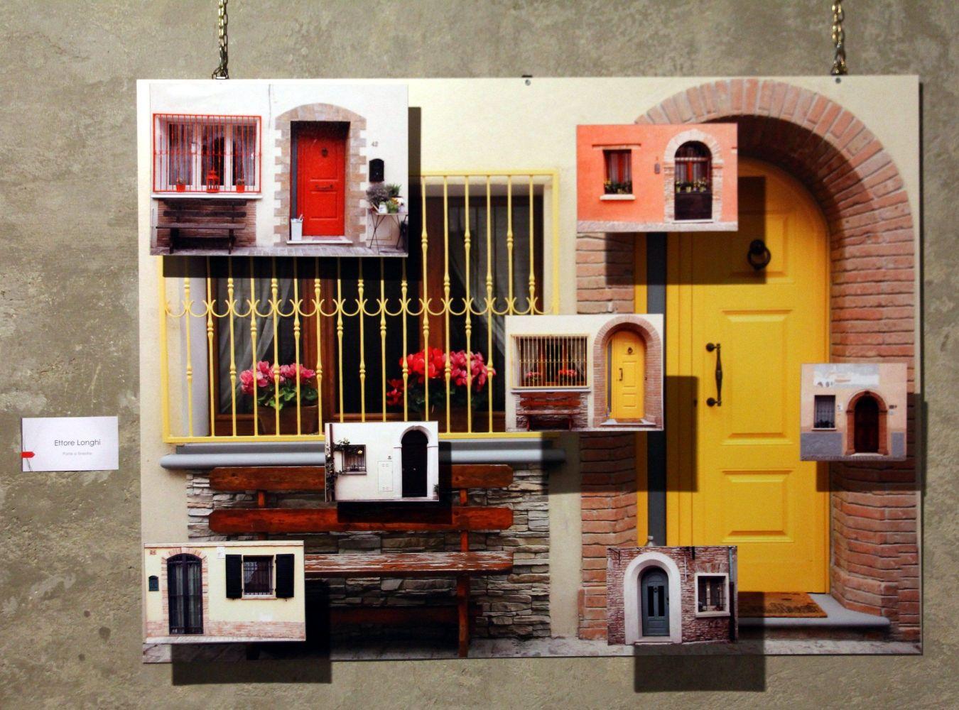 """Ettore Longhi - """"Porte e finestre"""""""