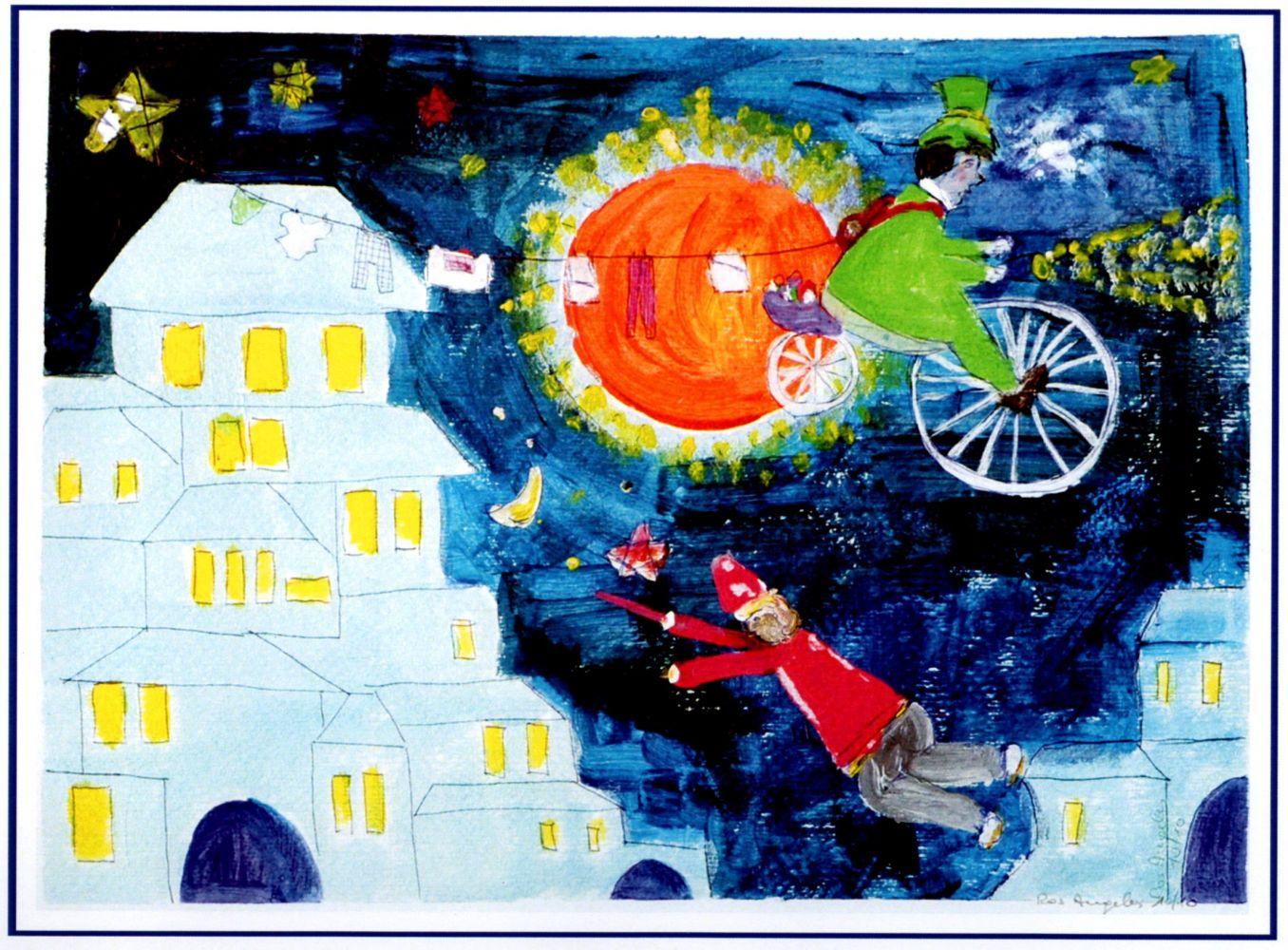 Varisco Rosangela - Il circo della gioia