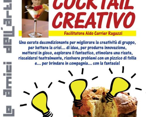 Venerdì 3 febbraio - Cocktail Creativo