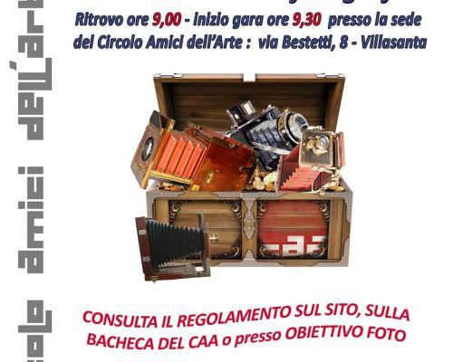 Caccia al tesoro fotografica 2013