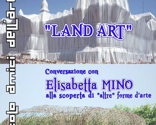 LANDART di Elisabetta Mino