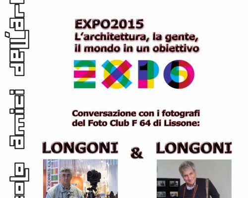 Parliamo di fotografia. EXPO2015. L'architettura, la gente, il mondo in un obiettivo
