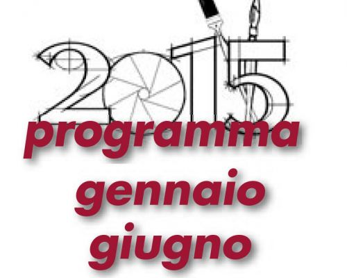 programma attività gennaio/giugno 2015